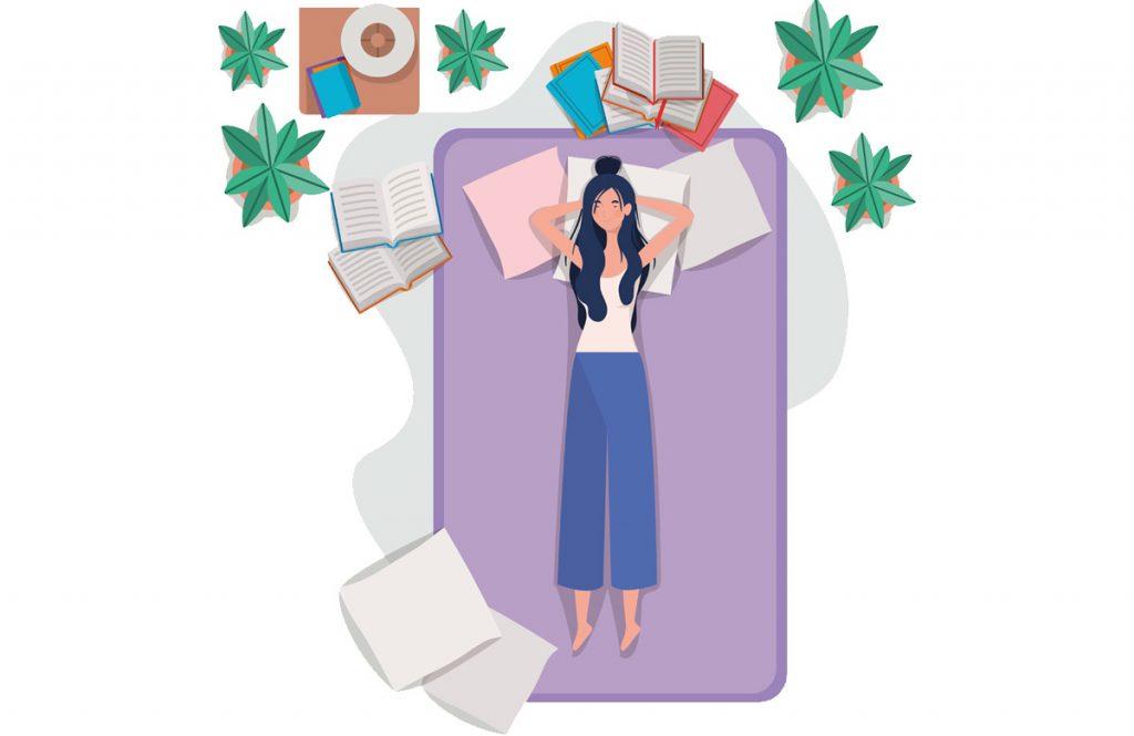 Why Does Reading Make Me Sleepy?